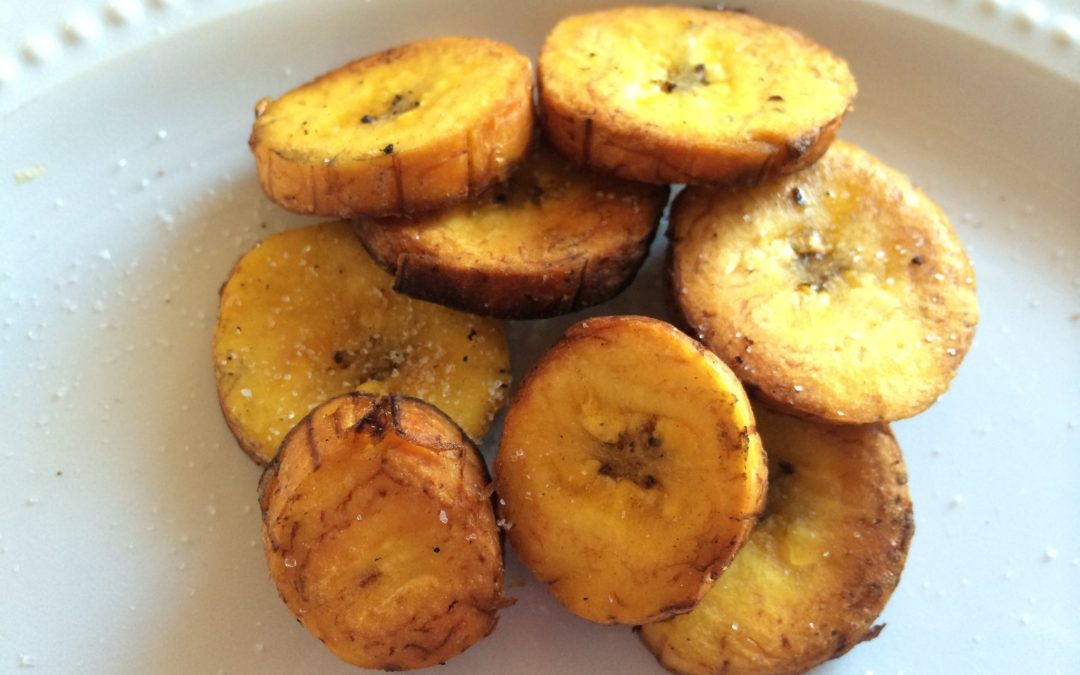 Plantains 3 Ways! Chips, Tostones, & Sweet Fried Plantain Recipes