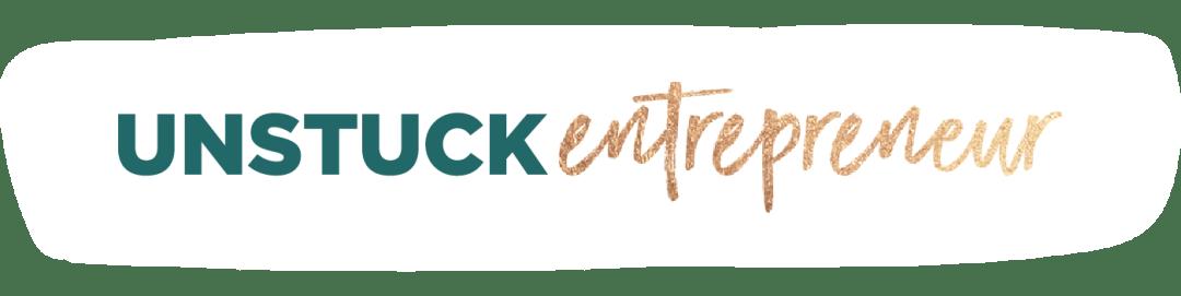 Unstuck Entrepreneur Logo