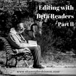 Editing with Beta Readers