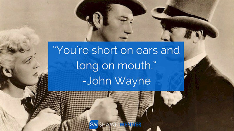 John Wayne SW Article