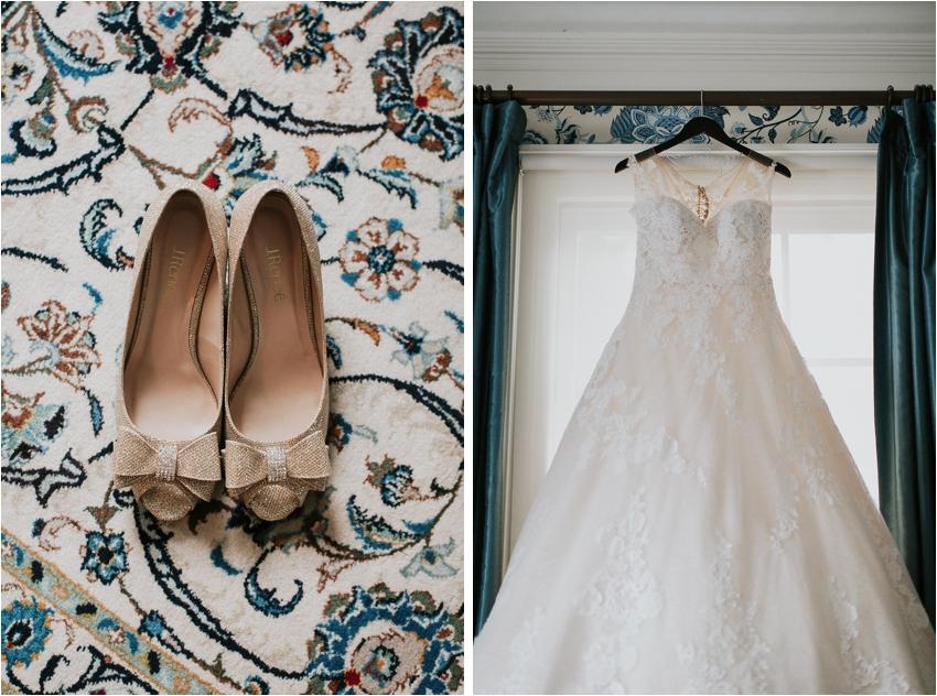 Wadsworth Homestead Wedding Geneseo NY