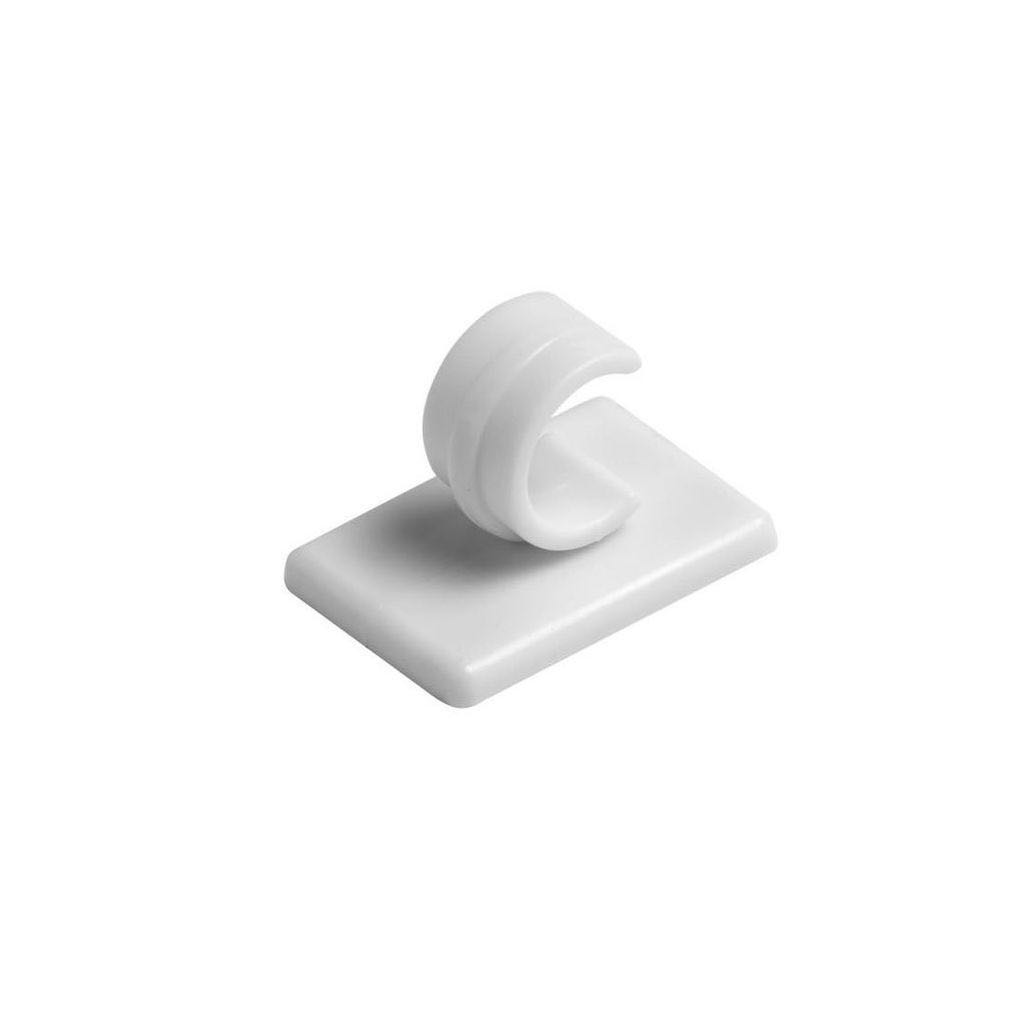 centre support curtain rod hook