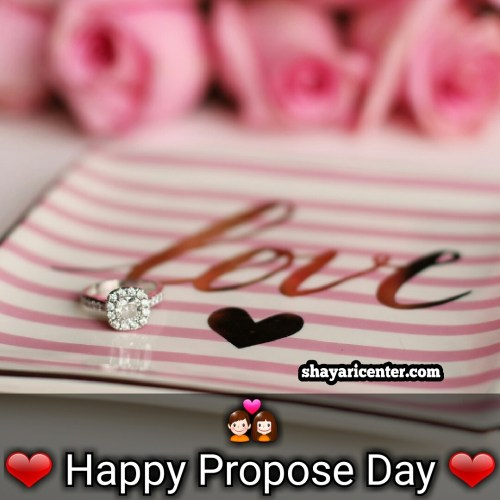 happy propose day letter images
