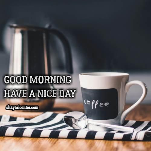 good morning images in hindi shayri love