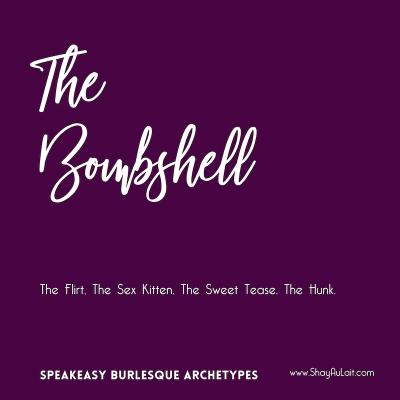 the bombshell archetype - shayaulait.com