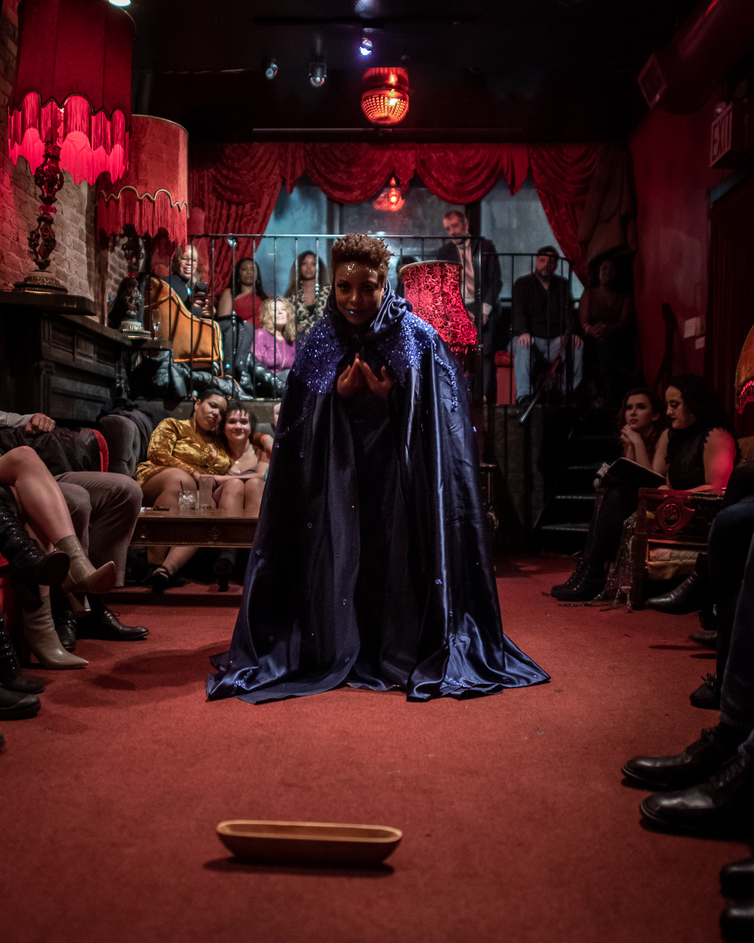 Ode to the Black Jezebel – Burlesque Act