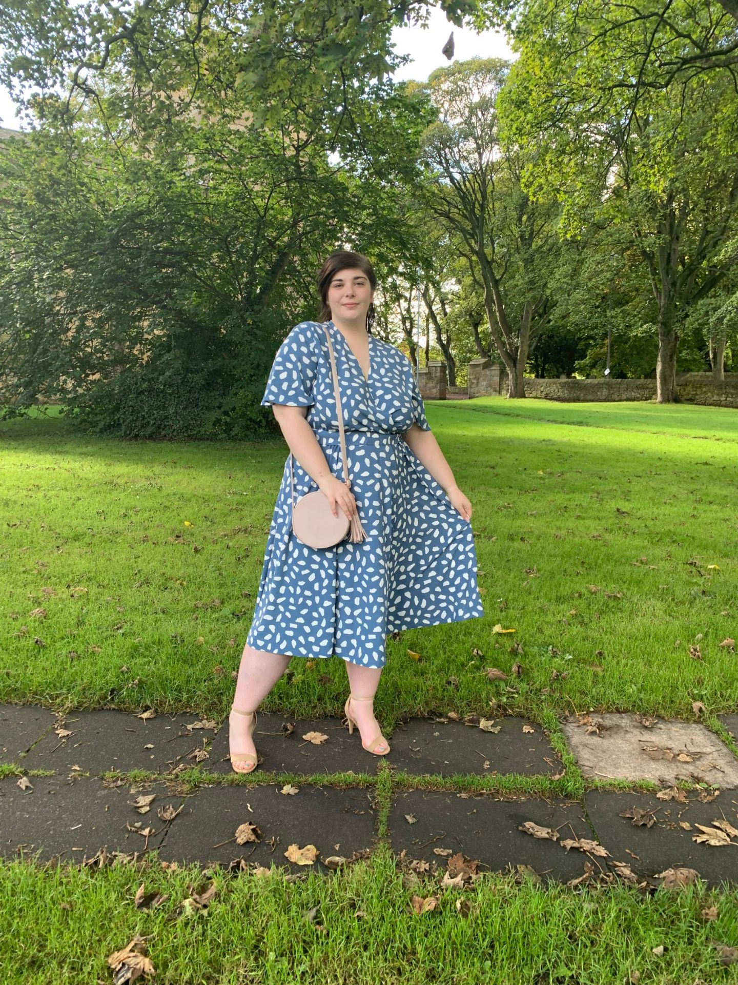 Navabi- Dressing for confidence. AD