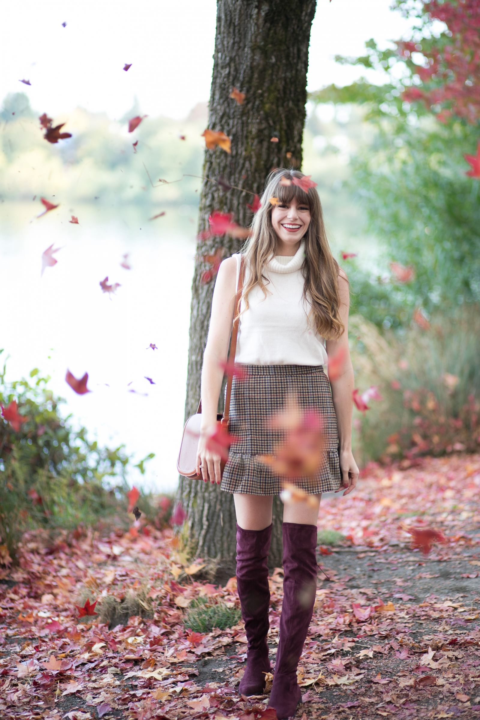 skirts with boots