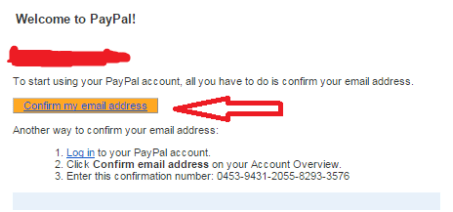 how-to-create-paypal-account-welcome-message
