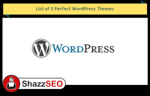 List of 5 Perfect 2018 WordPress Extra Fast Themes
