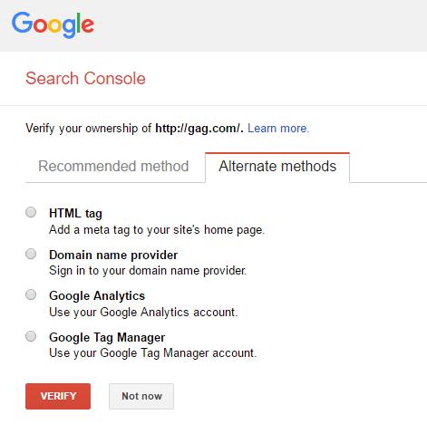 alternative-verification-method