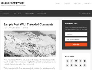 genesis-framework-wordpress-theme
