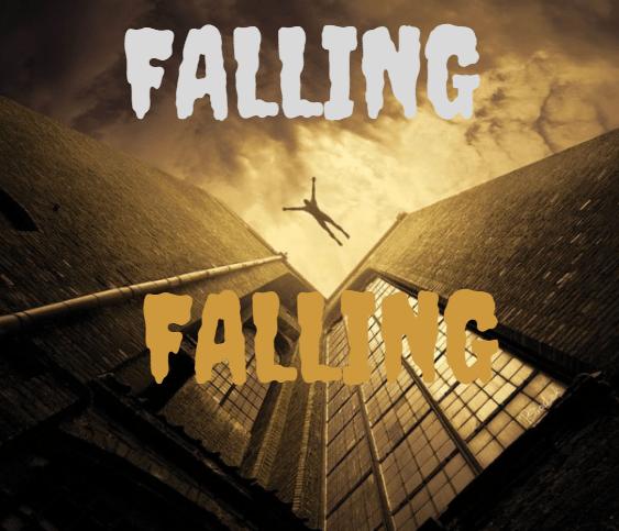 Weird Funny Falling website