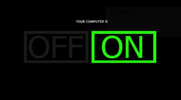 Computer Power test Shocking website