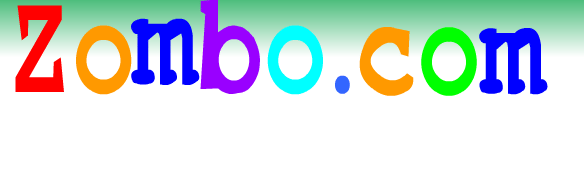 Zombo Motivational website