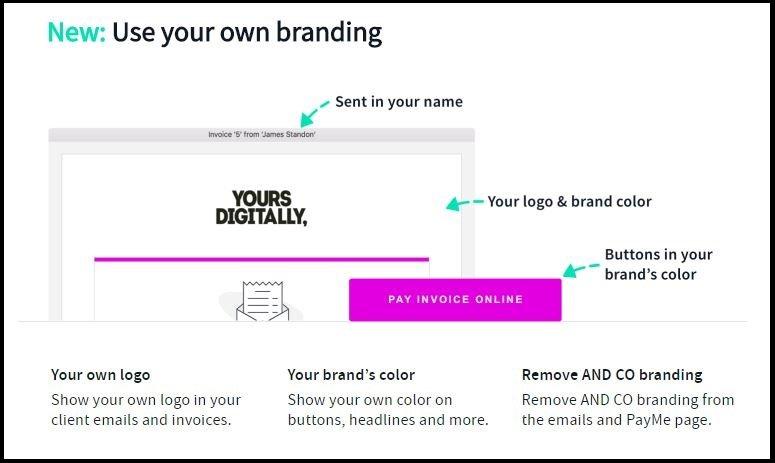 Use Own Branding