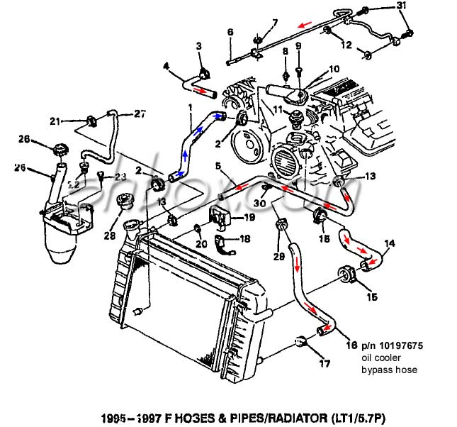 88 F150 Fuel System Diagram