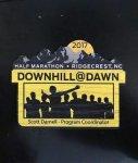 Re-brand - DownHIll@Dawn Sample Award