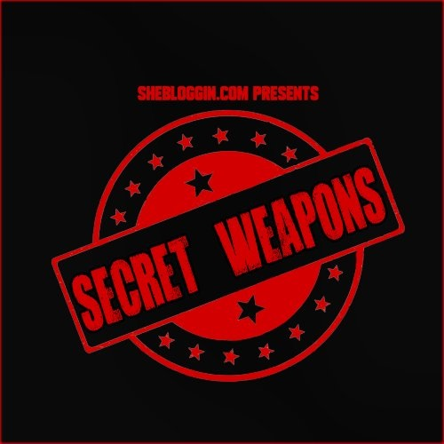 Now Accepting Submissions for the SECRET WEAPONS Playlist