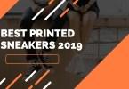Best printed sneakers