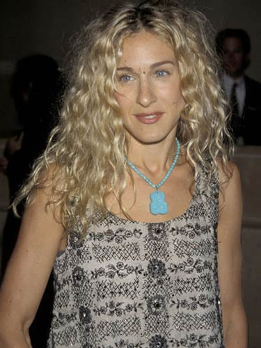 Sarah Jessica Parker Curly Hairstyle