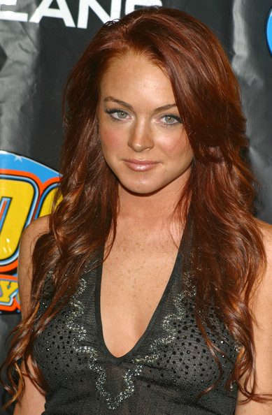 Lindsay Lohan Hot Hairstyles 2010 For Girls Trendy