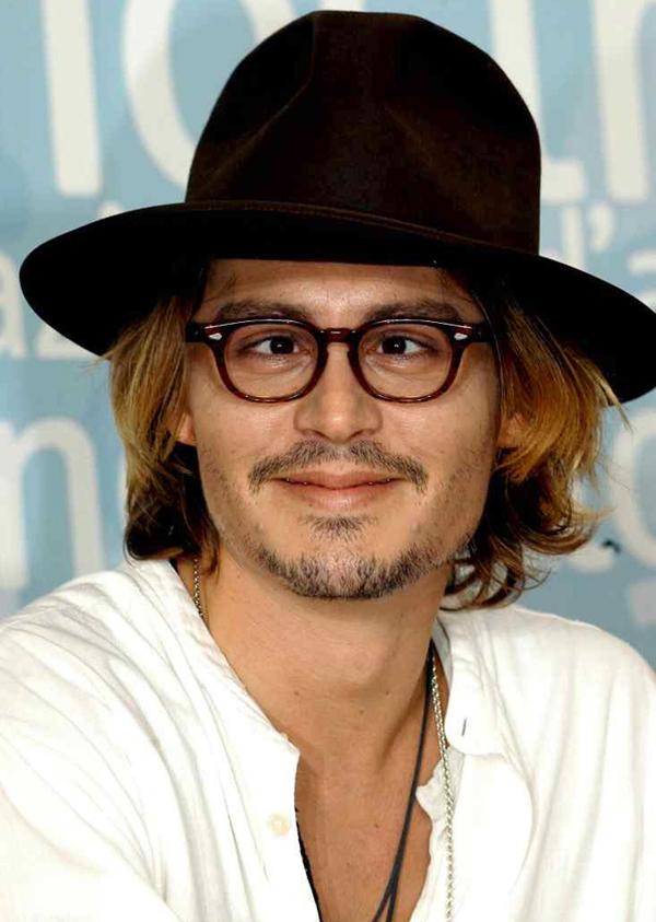 Johnny Depp Funny Still Photo