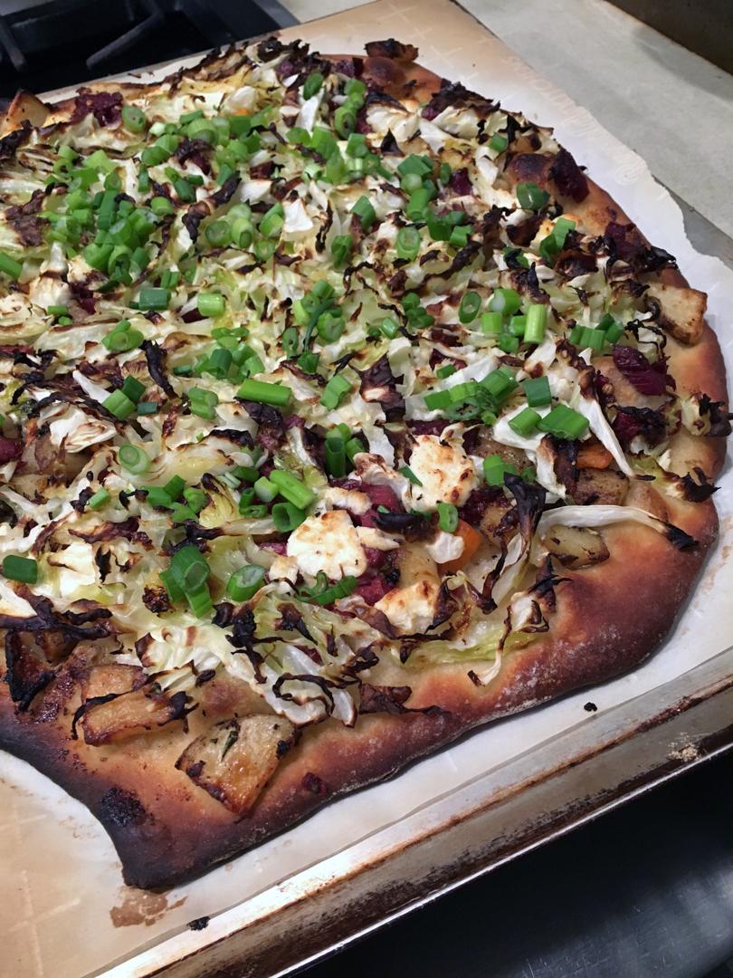 Irish Pizza