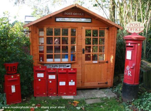 Colne Valley Postal History Museum
