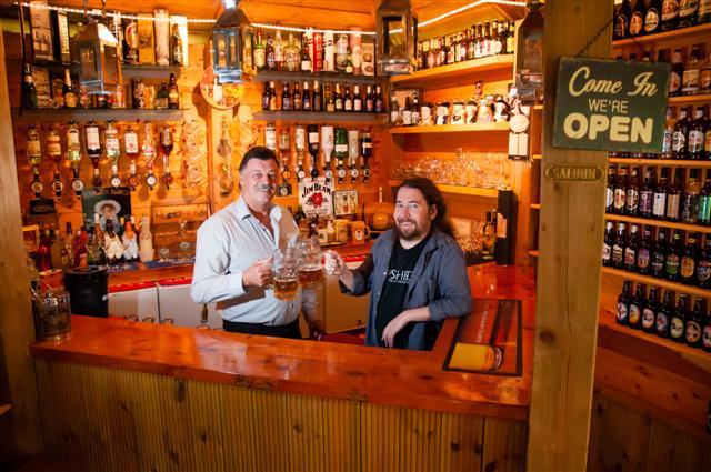 12 Amazing Pub Sheds You Would Love, Garden Shed Bar Ideas Uk