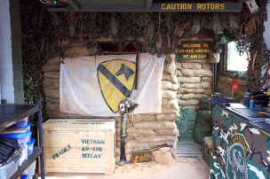 Air Cavalry Bunker, Historic