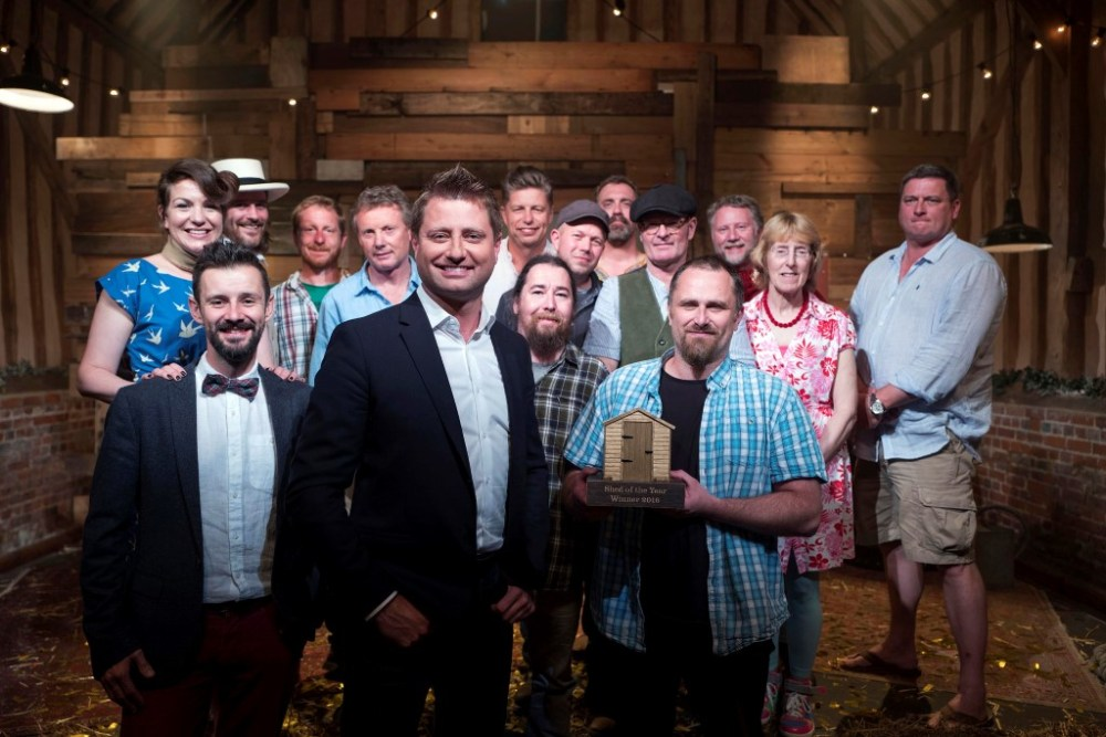 George Clarke Shed of the year finalists