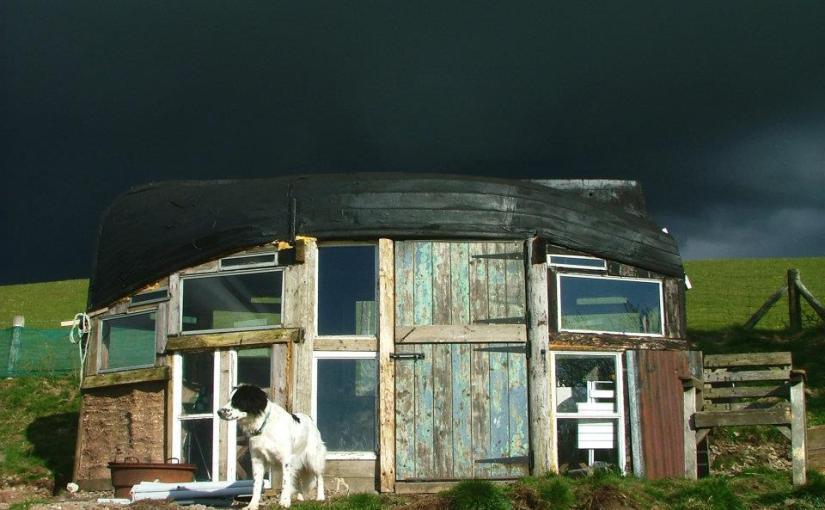 Boat Roofed Shed – winning Shed of the year changed my life