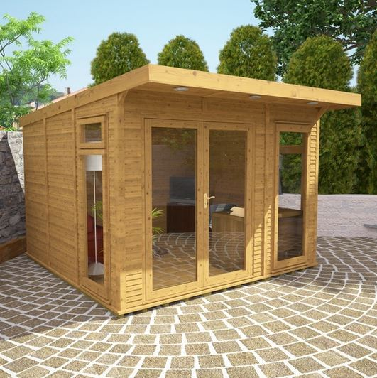 Cool Things You Can Do When You Power Up Your Shed! - shedblog.co.uk