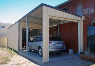 """Shed Boss offered a good looking shed, with helpful and accommodating service"" - Bob, Port Elliot"