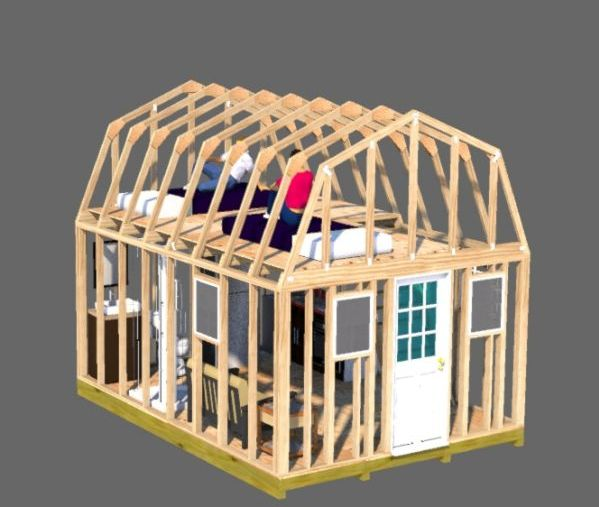 Sheds Lofts Design