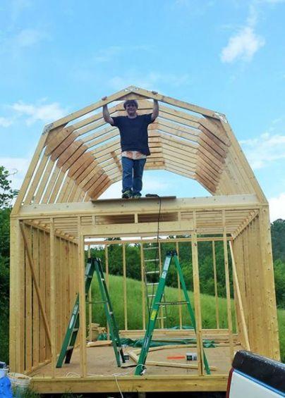 Building Plans Garden Shed