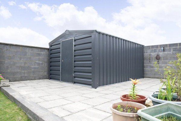 A heavy Duty sheds, PVC Coated Shed in Dublin