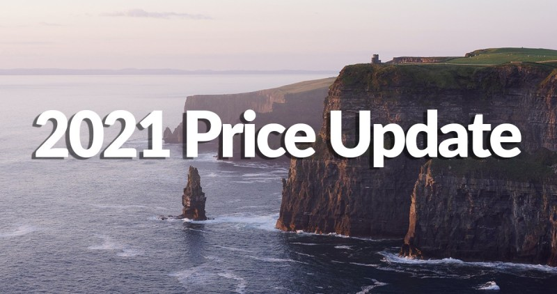 2021 Price Increase