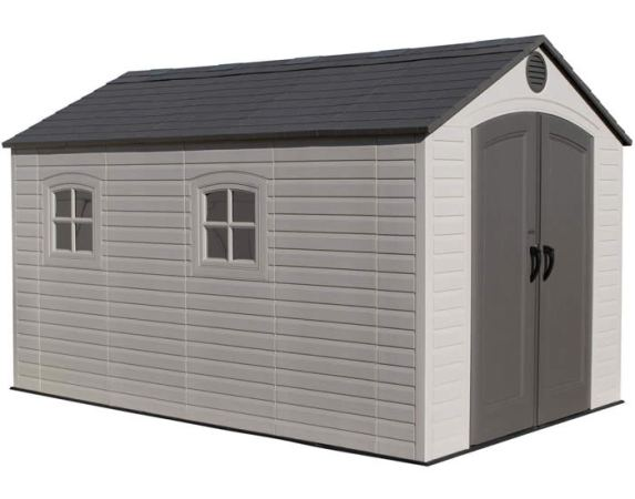 Special Clearance Sales   Dirt Cheap Storage Sheds  Sales   Discount     Lifetime 8x12 Outdoor Storage Shed Kit w  Floor