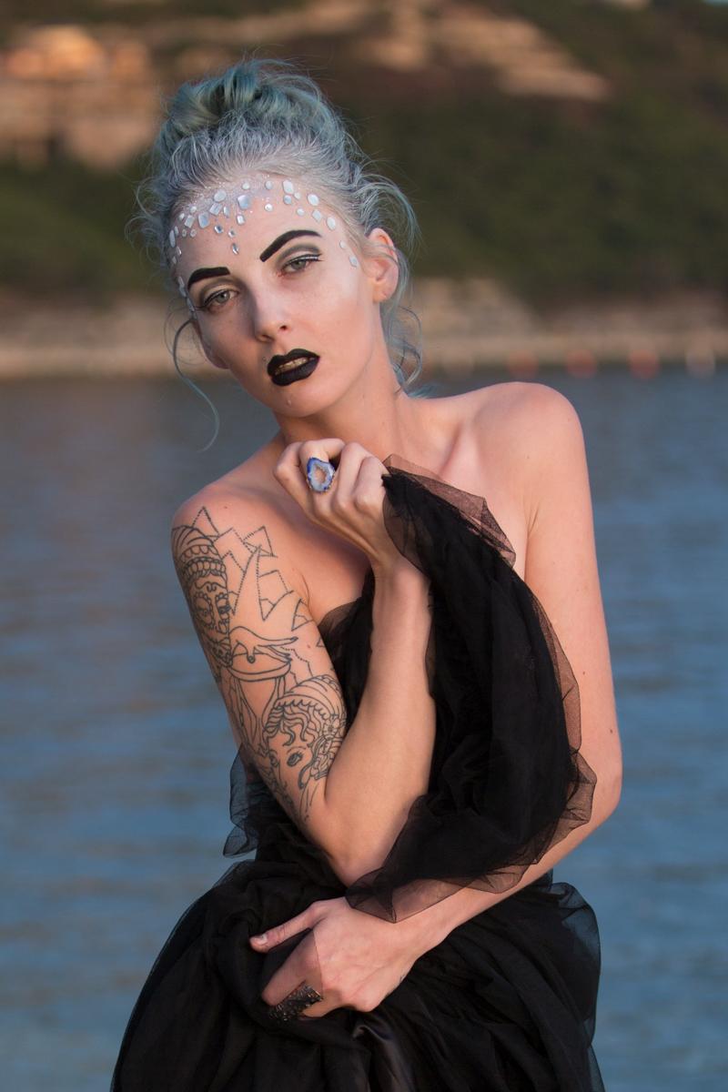 Dark Mermaid By Alejandro Osma SHEEBA