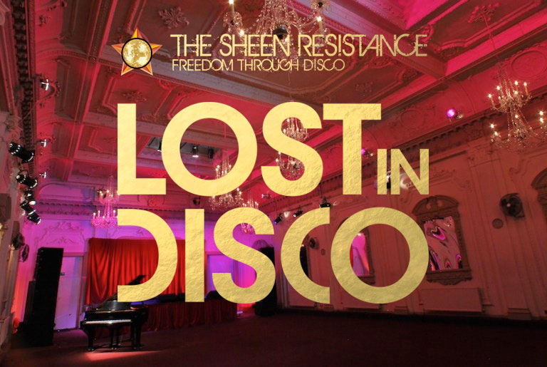 Lost in Disco | Classic 70s and 80s Disco London | The Sheen