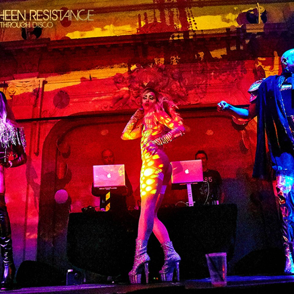 Lost-In-Disco-Sheen-Resistance-Bush-Hall-43