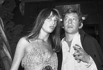jane birkin serge gainsbourg 70s lost in disco style icons