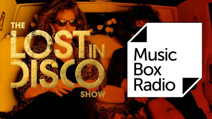 Lost In Disco Show on Music Box Radio