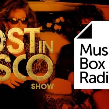 Lost In Disco Show on Music Box Radio
