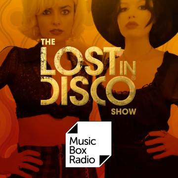 The Lost In Disco Show on Music Box Radio featuring Hourglvss