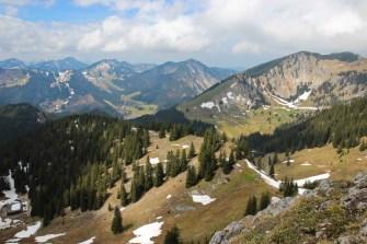 Ausblick vom Taubenstein