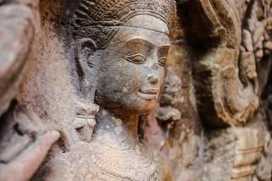 Devata, eine meist weibliche Göttlichkeit
