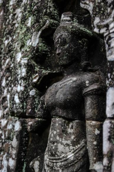 Devata in Banteay Kdei
